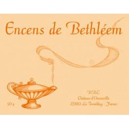 Encens de Bethléem