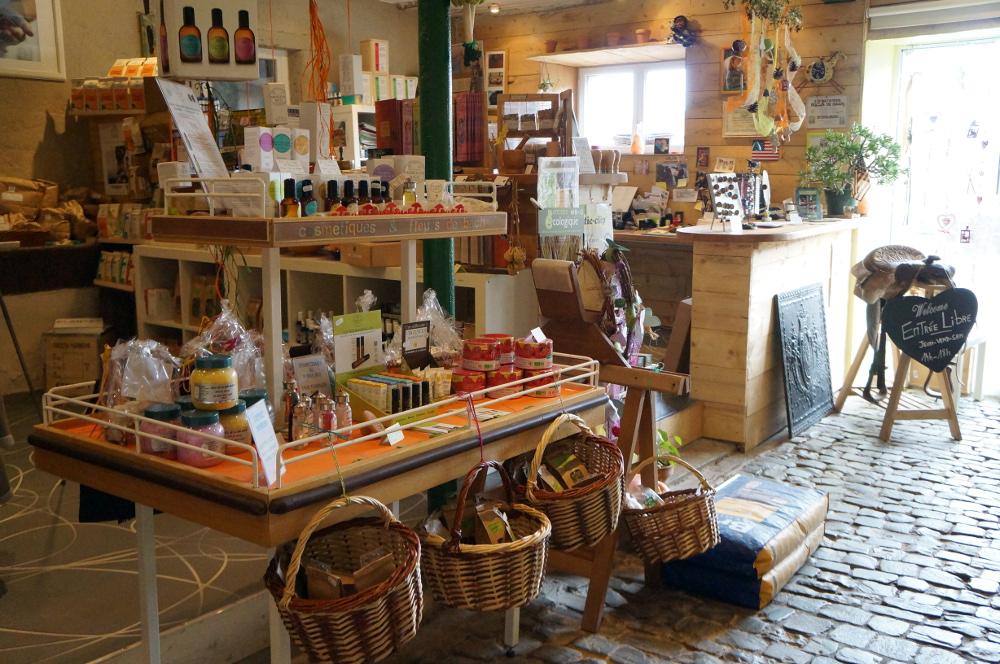 Boutique Horse OM Cultures à Gerbécourt